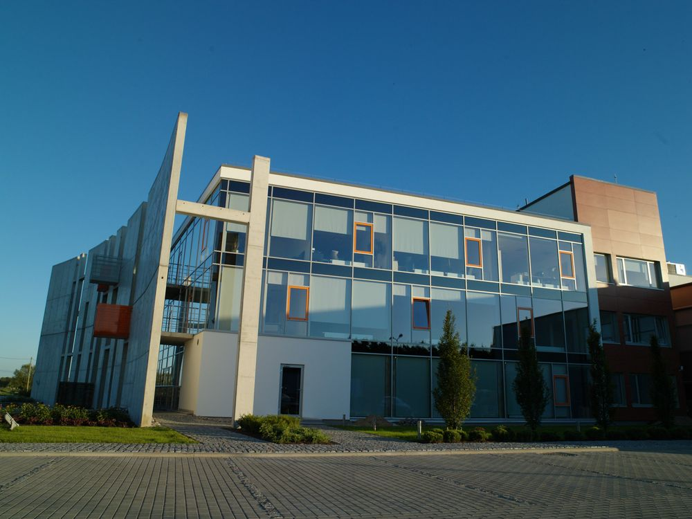 OFFICE BUILDING, MARUPE- 4