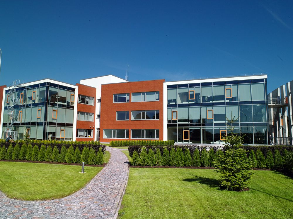 OFFICE BUILDING, MARUPE- 5