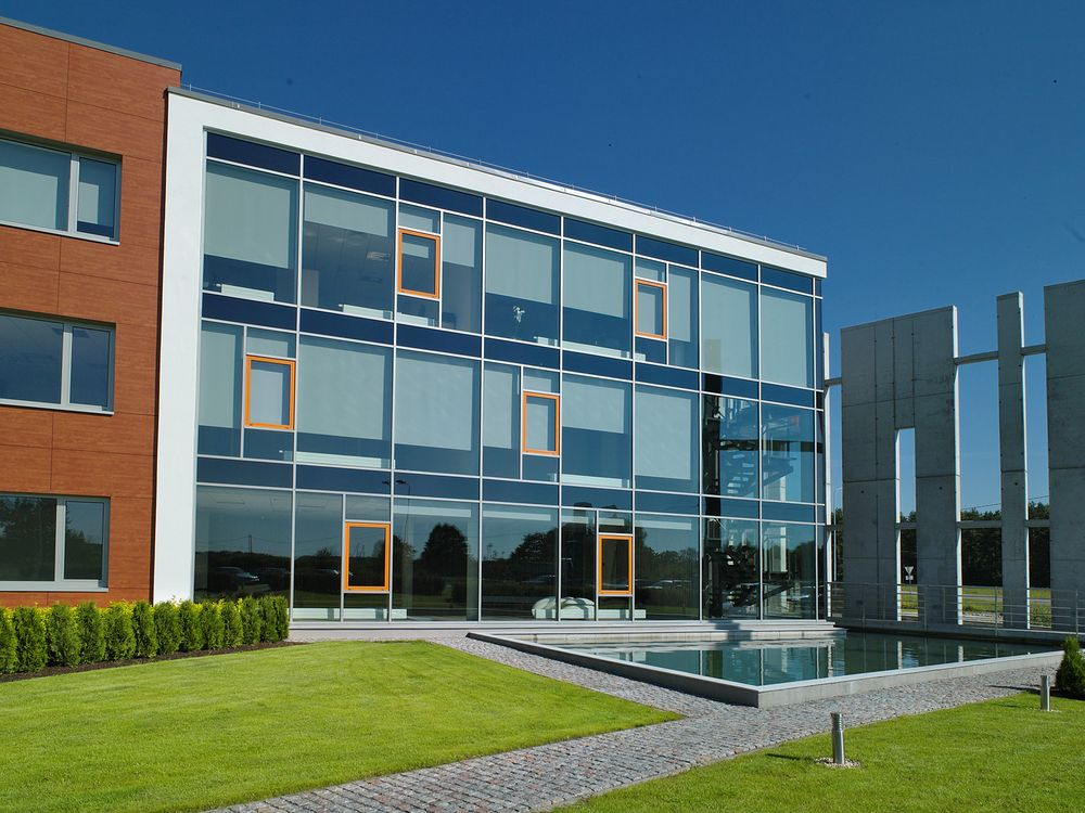 OFFICE BUILDING, MARUPE- 6